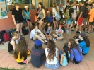At Escuela Puerto Nuevo