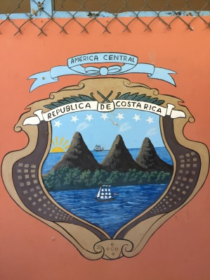 Seal of Costa Rica
