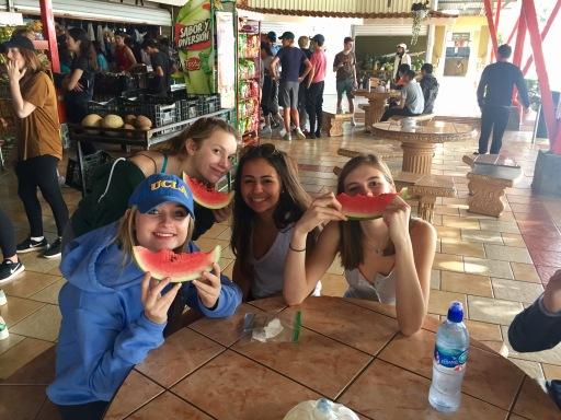 Fresh watermelon!